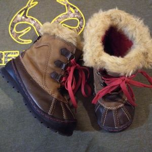 """GAP"" Toddler Hunting Boots W/ Thinsulate"